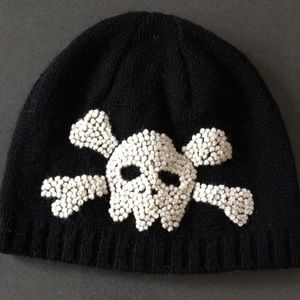 Other - Skull knit hat 1-2 years